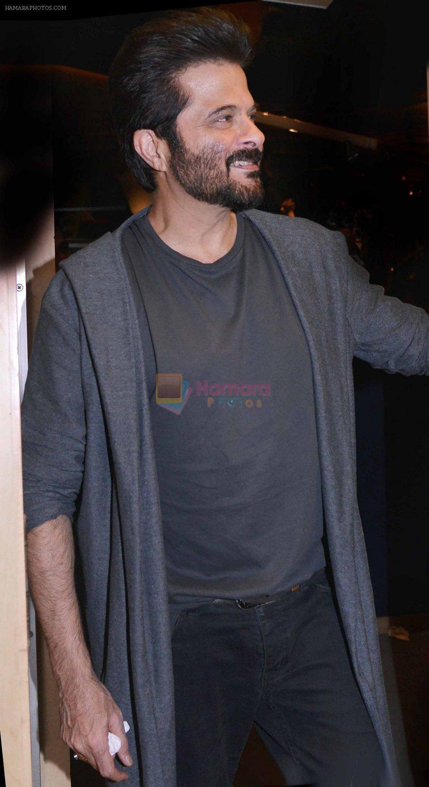 anil kapoor at Dishoom screening in yashraj, Mumbai on 28th July 2016
