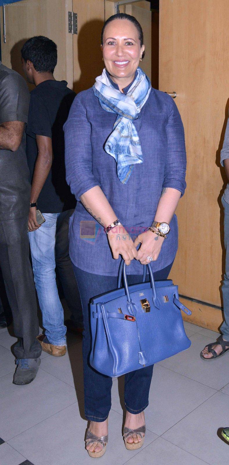 ayesha shroff at Dishoom screening in yashraj, Mumbai on 28th July 2016
