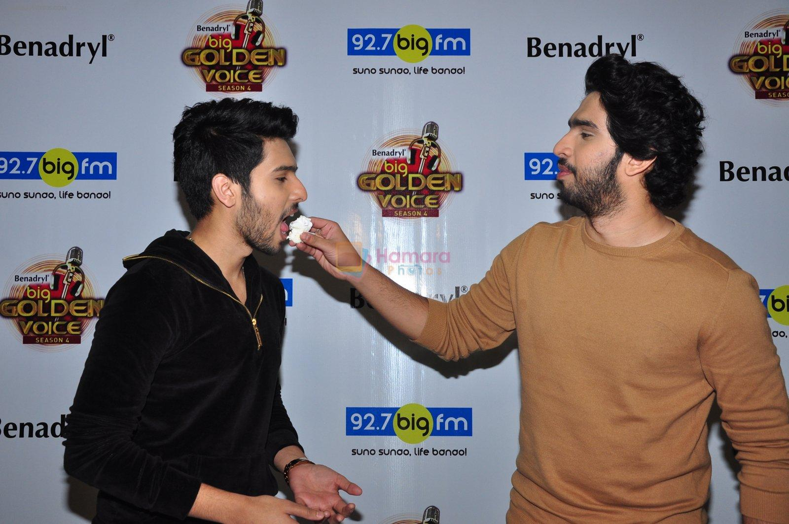 Armaan Malik, Amaal Malik at Big FM on 29th July 2016-1