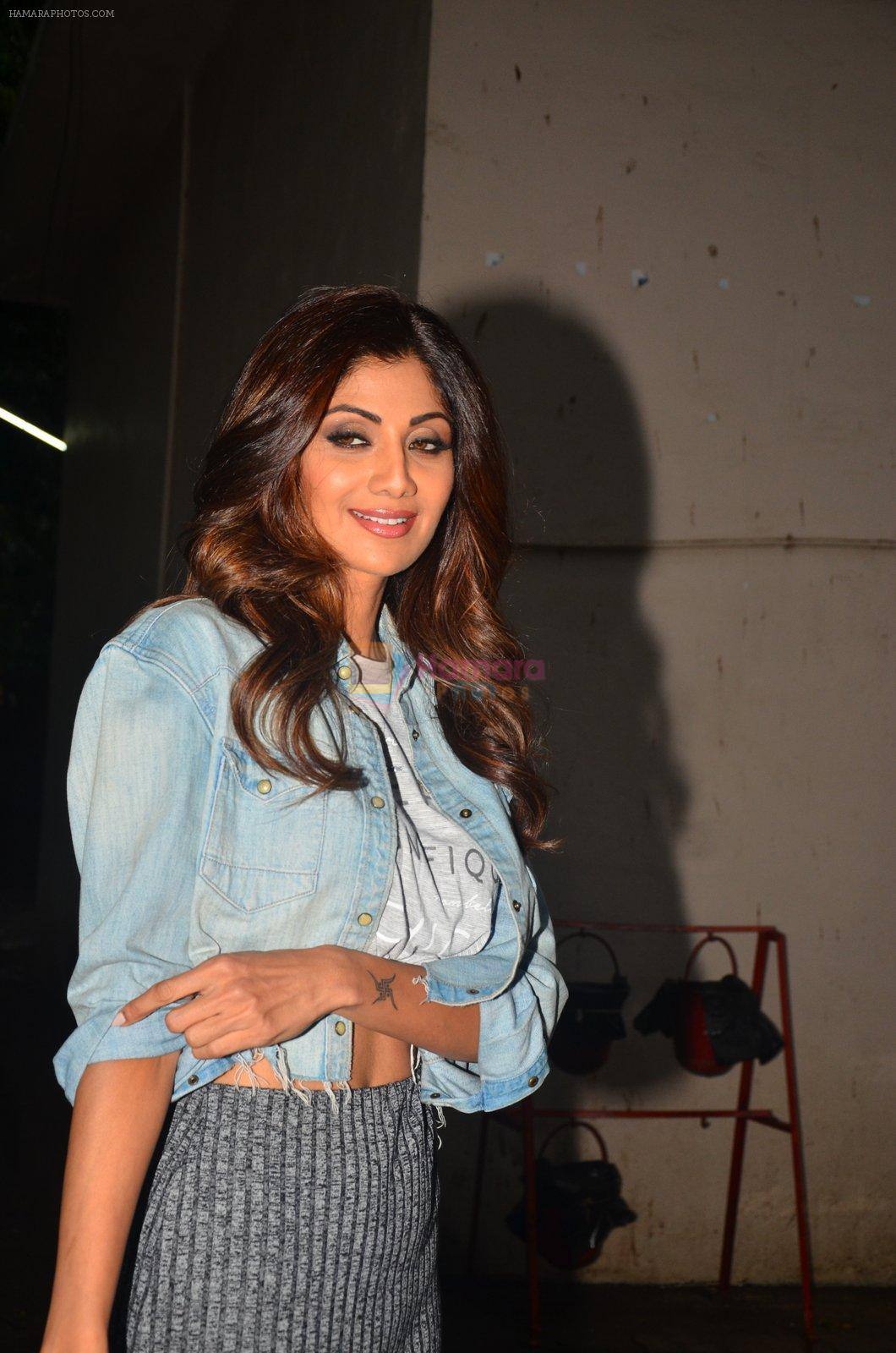 Shilpa Shetty snapped post ad shoot on 29th July 2016