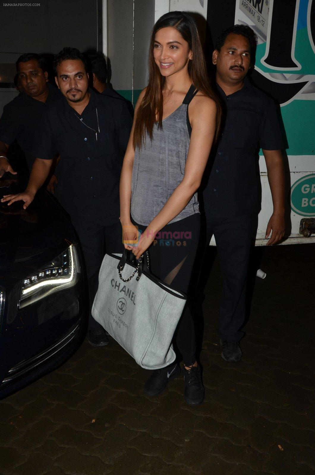 Deepika Padukone snapped on 29th July 2016