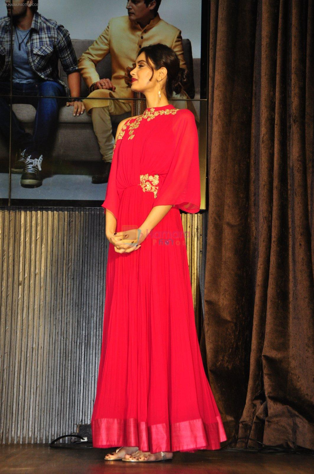 Diana Penty at Happy Bhag Jayegi launch in Mumbai on 2nd Aug 2016