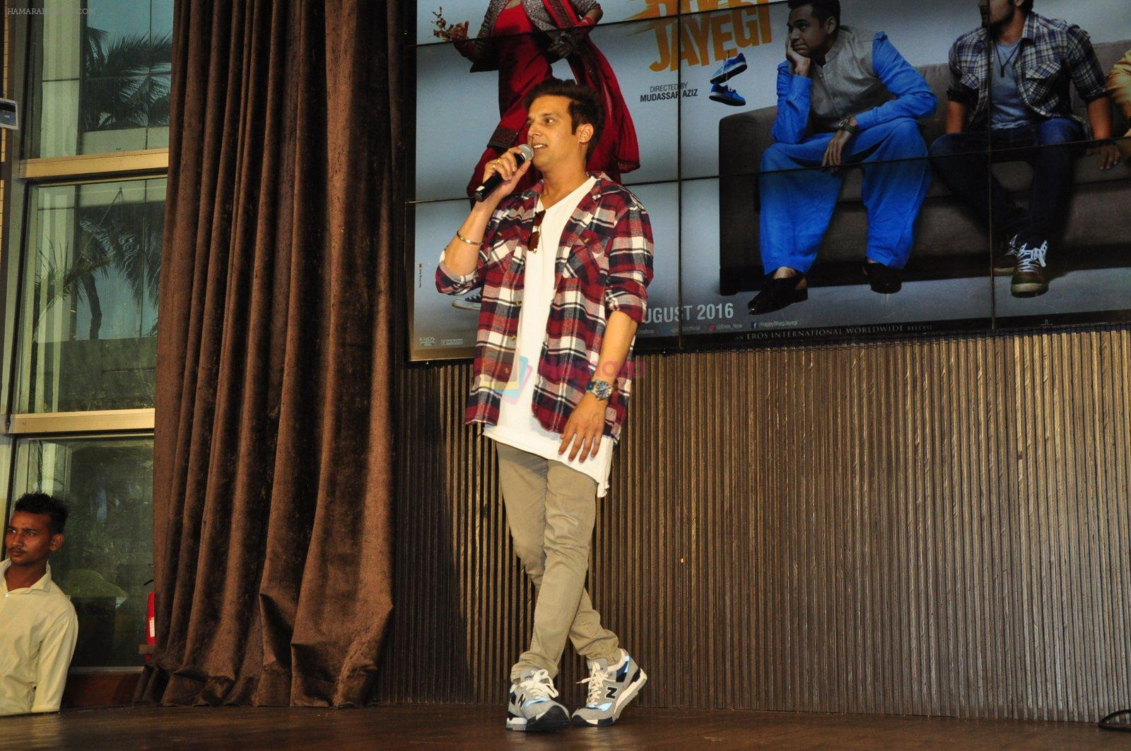 Jimmy Shergill at Happy Bhag Jayegi launch in Mumbai on 2nd Aug 2016