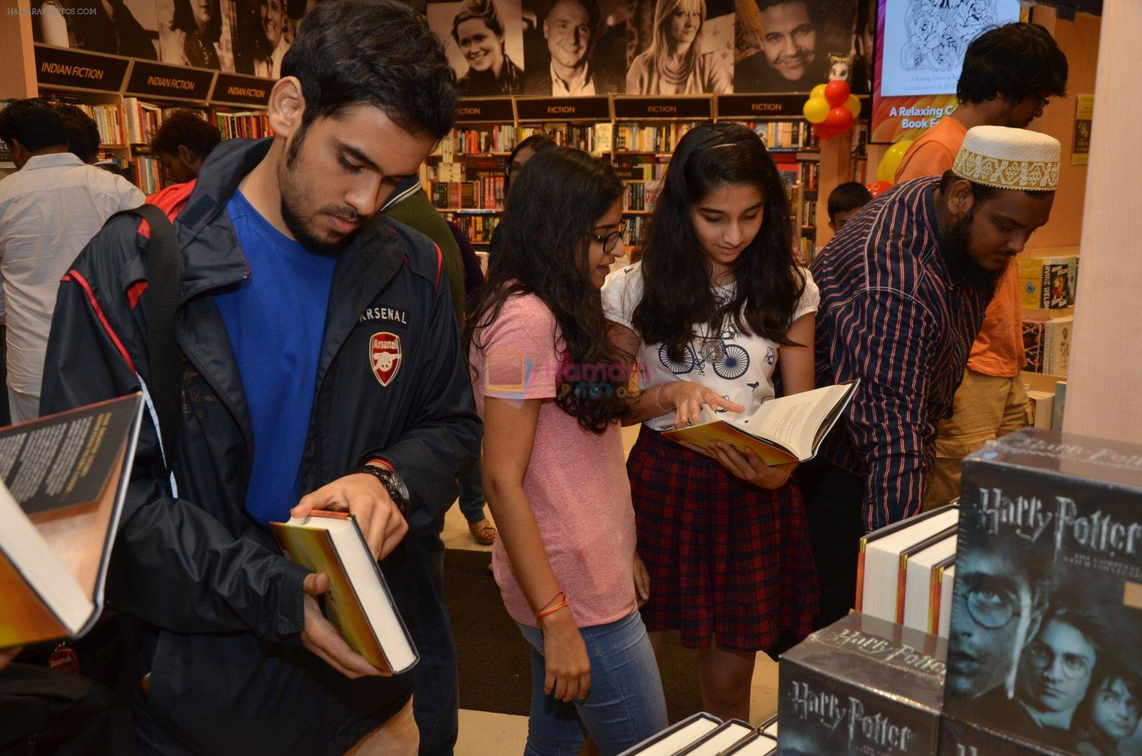 at Harry potter book launch in Mumbai on 2nd Aug 2016