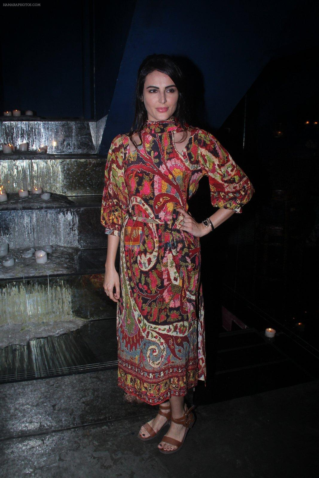 Mandana Karimi at Pria Kataria Puri's fashion preview on 3rd Aug 2016