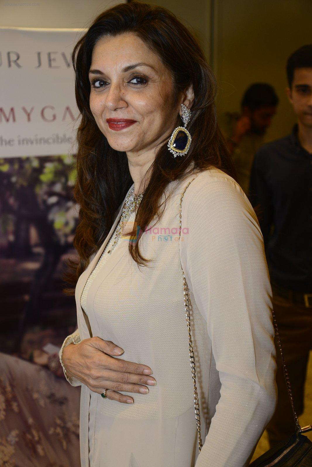 Lillete Dubey at Jaipur Jewels Myga launch on 3rd Aug 2016
