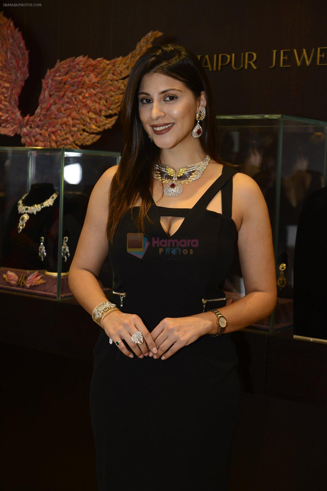 at Jaipur Jewels Myga launch on 3rd Aug 2016