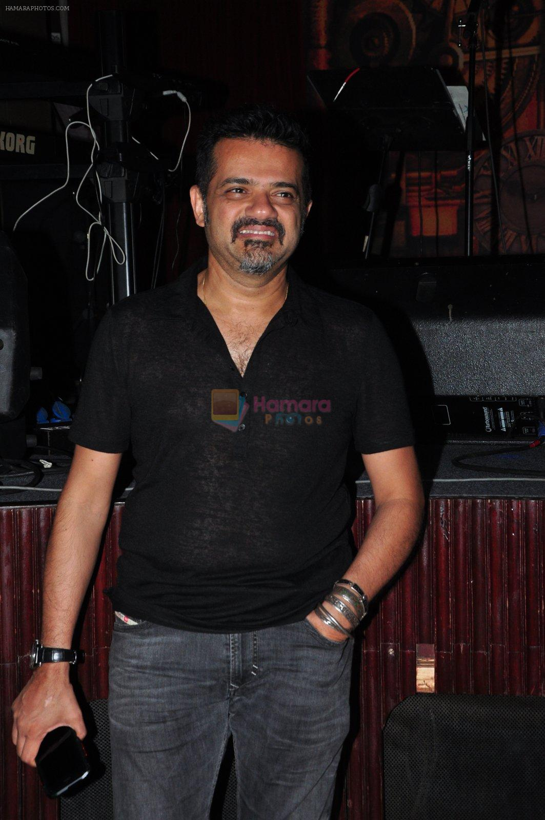 Ehsaan Noorani at Sanjay Divecha album launch in Mumbai on 4th Aug 2016