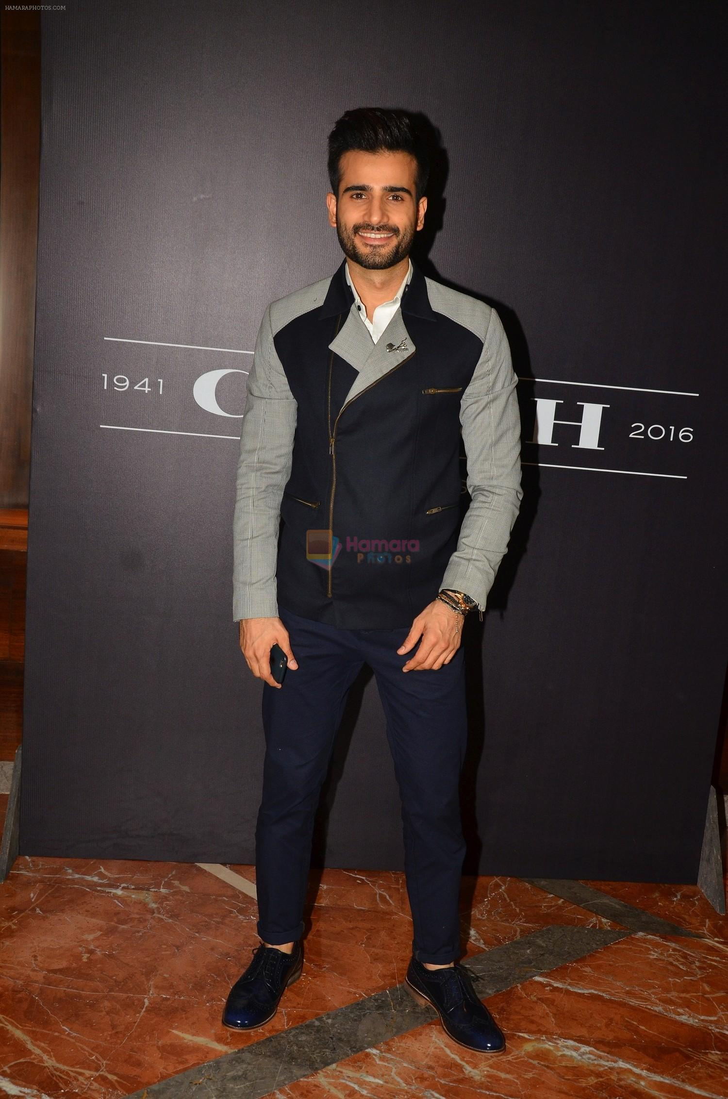 Karan Tacker At The Coach Launch Celebrations