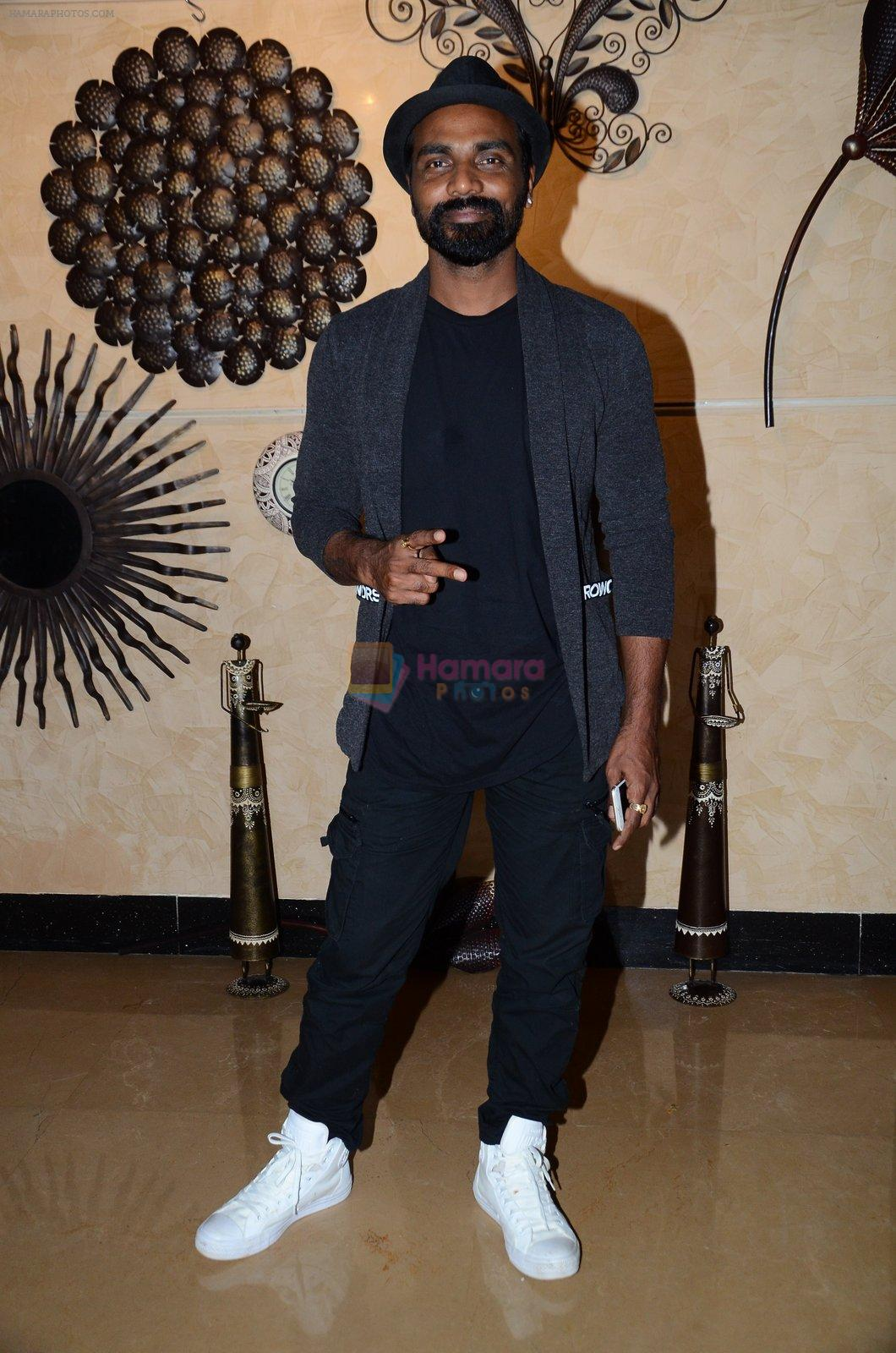 Remo Dsouza promote A Flying Jatt on 4th Aug 2016