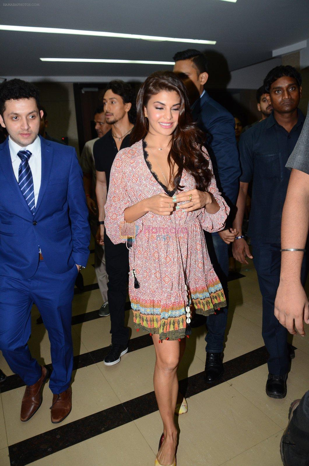 Jacqueline Fernandez at Jamnabai's Cascade on 7th Aug 2016