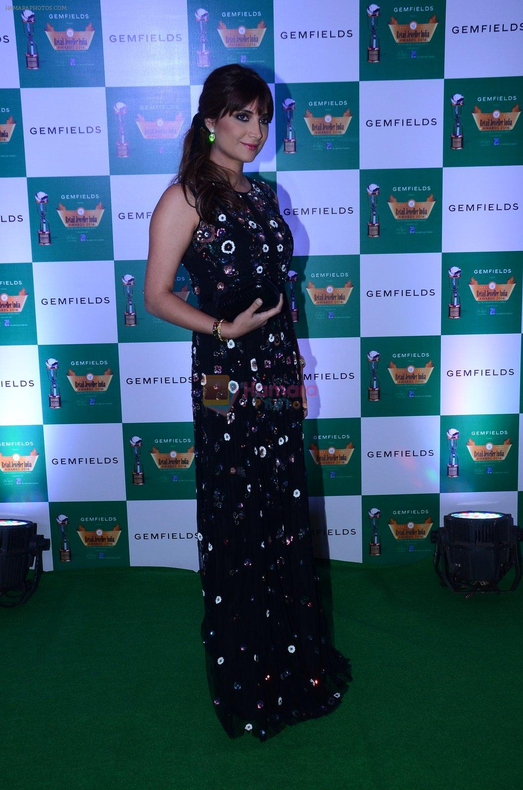 Michelle Poonawalla at Retail Awards in Mumbai on 6th Aug 2016
