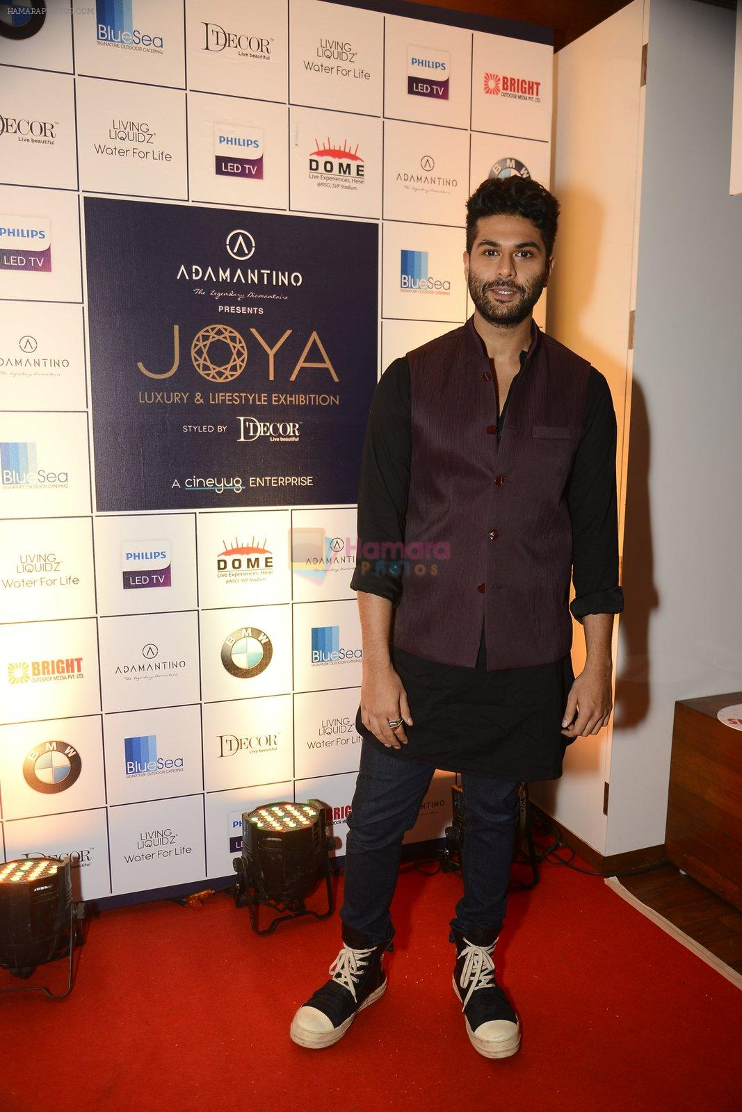 Kunal Rawal at Joya exhibition announcement in Mumbai on 8th Aug 2016