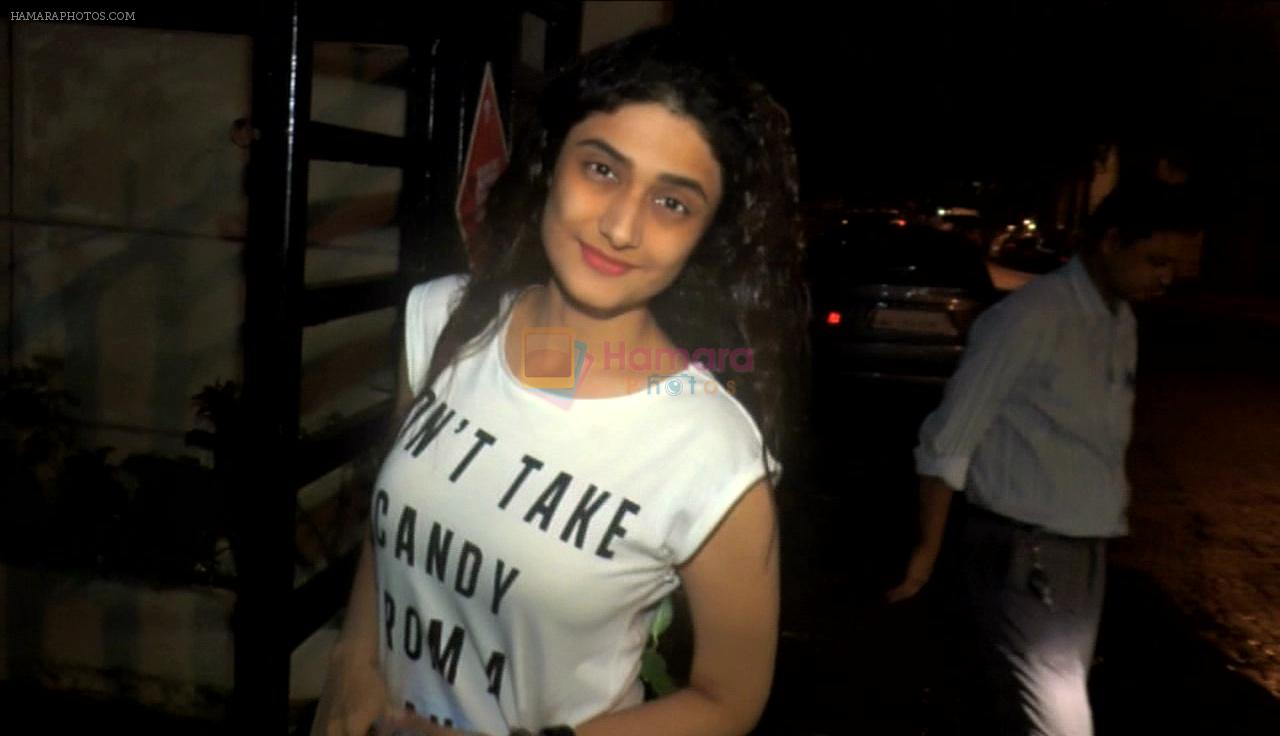 Ragini Khanna at Abhishek Kapoor bday on 8th Aug 2016