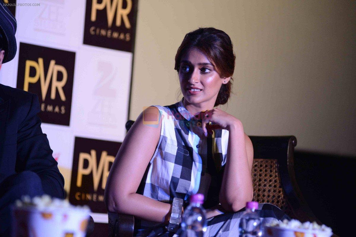 Ileana D_Cruz at the Press Conference of Rustom in New Delhi on 8th Aug 2016