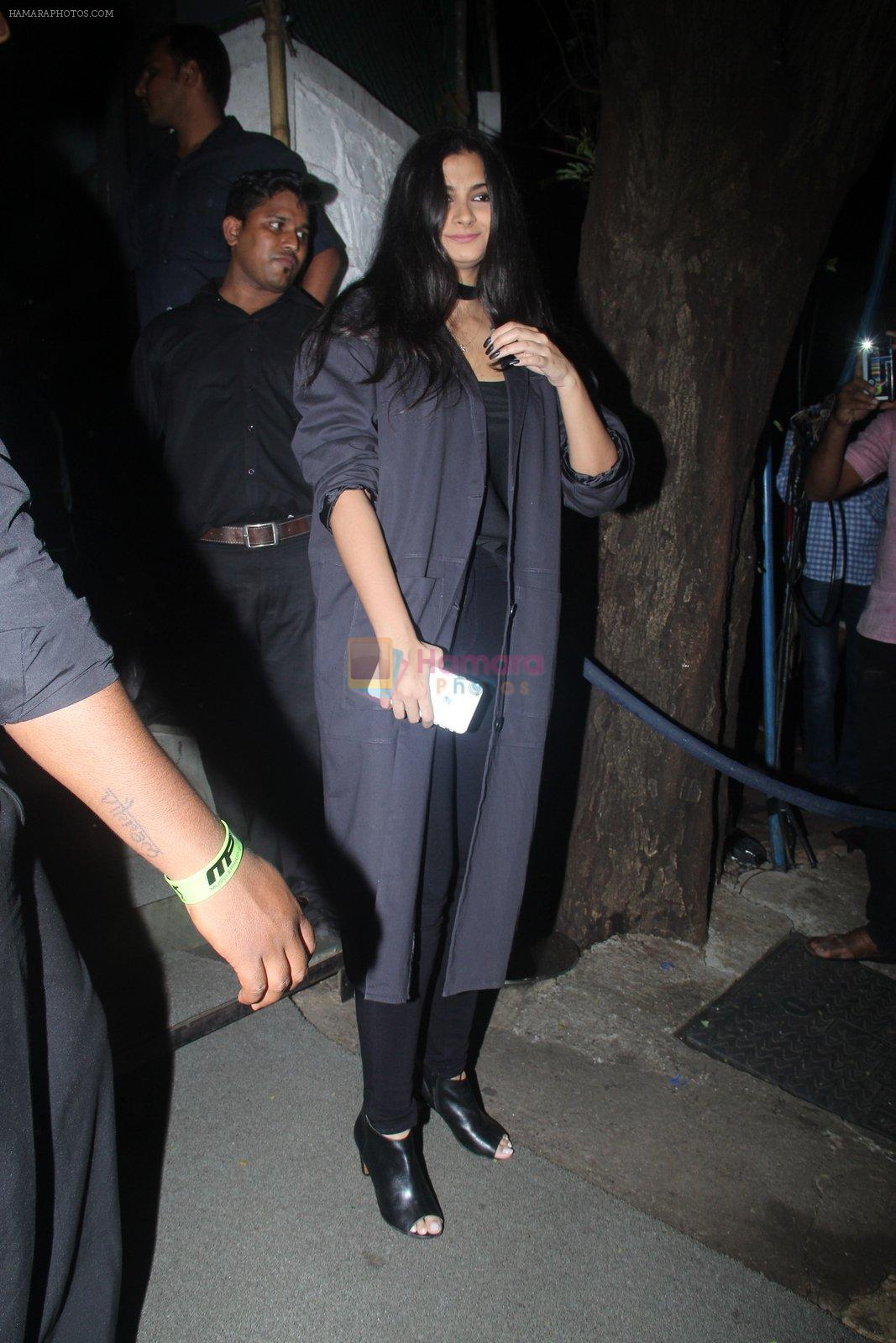 Rhea Kapoor at Publicist Rohini Iyer's bash in Mumbai on 9th Aug 2016
