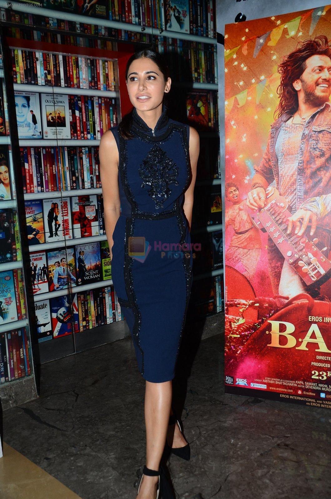 Nargis Fakhri at Banjo launch in Mumbai on 9th Aug 2016