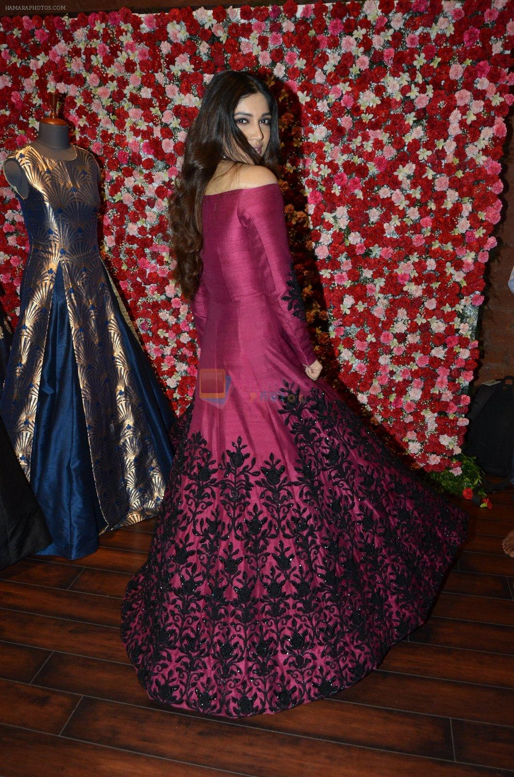 Bhumi Pednekar at SVA Autumn Winter collection launch on 9th Aug 2016