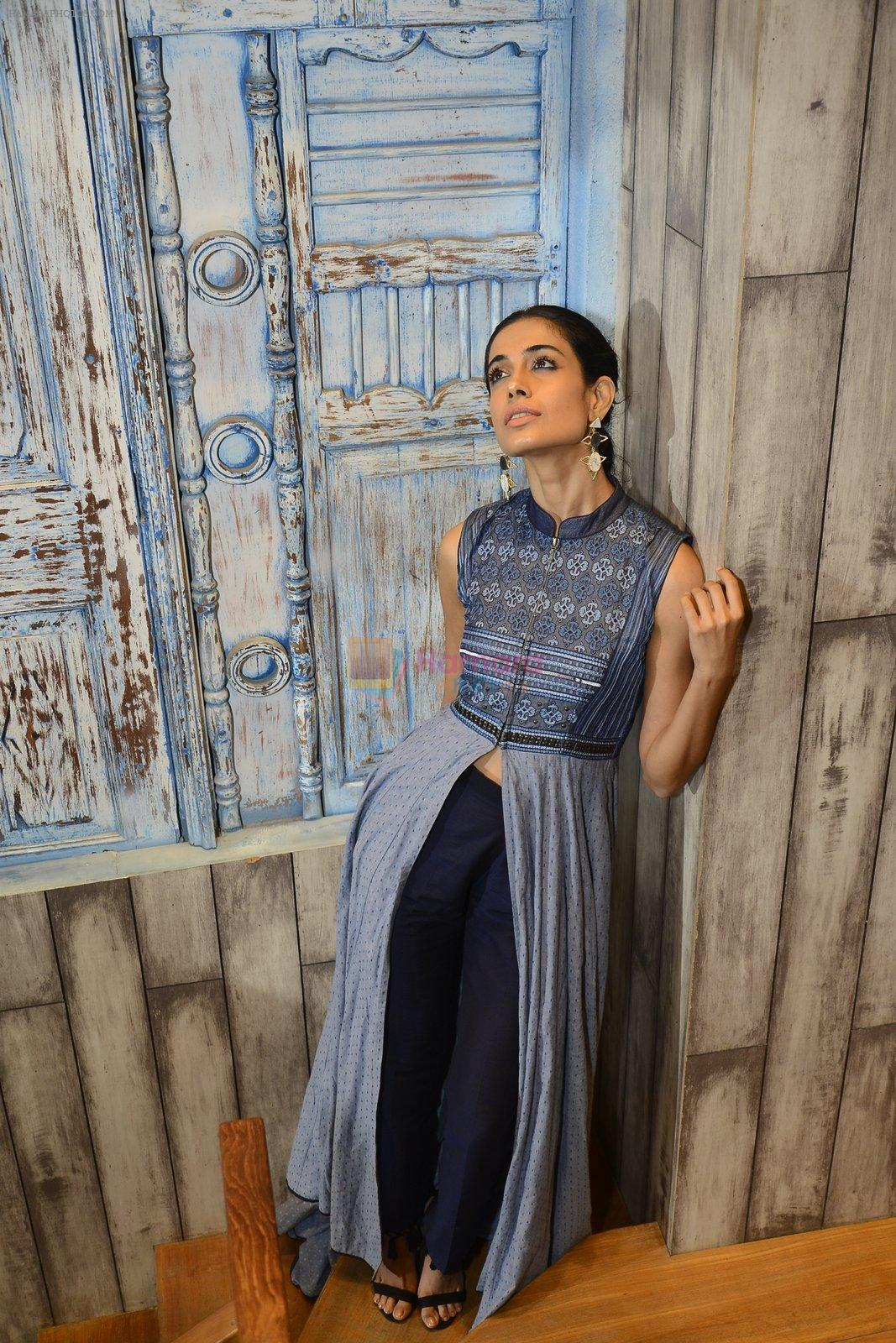 Sarah Jane Dias at Kashish Infiore store for Shruti Sancheti preview on 9th Aug 2016