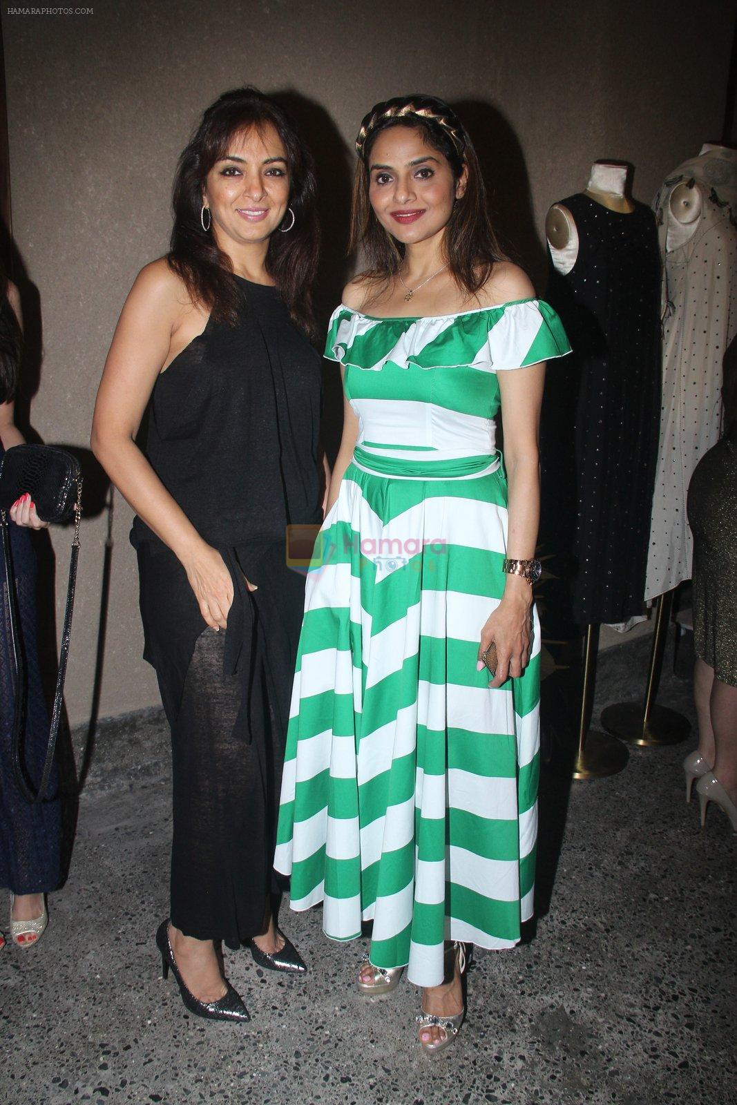 Madhoo at the launch of Ensemble- India's first multi-designer store in Mumbai on 10th Aug 2016