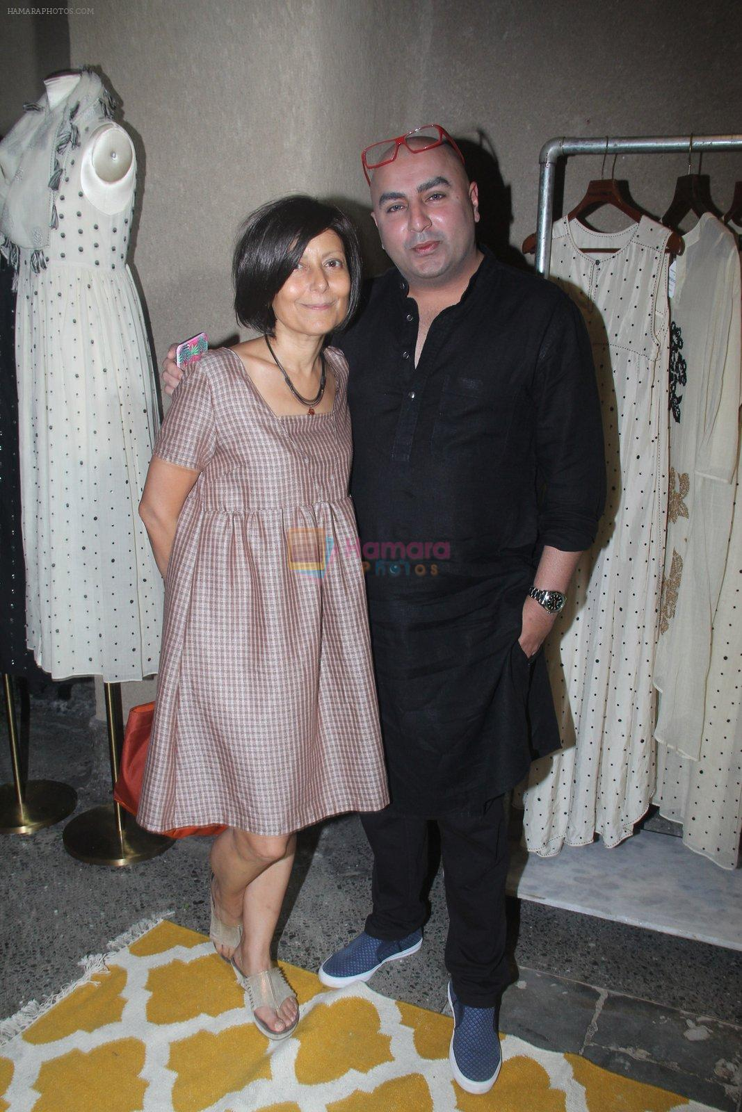 at the launch of Ensemble- India's first multi-designer store in Mumbai on 10th Aug 2016