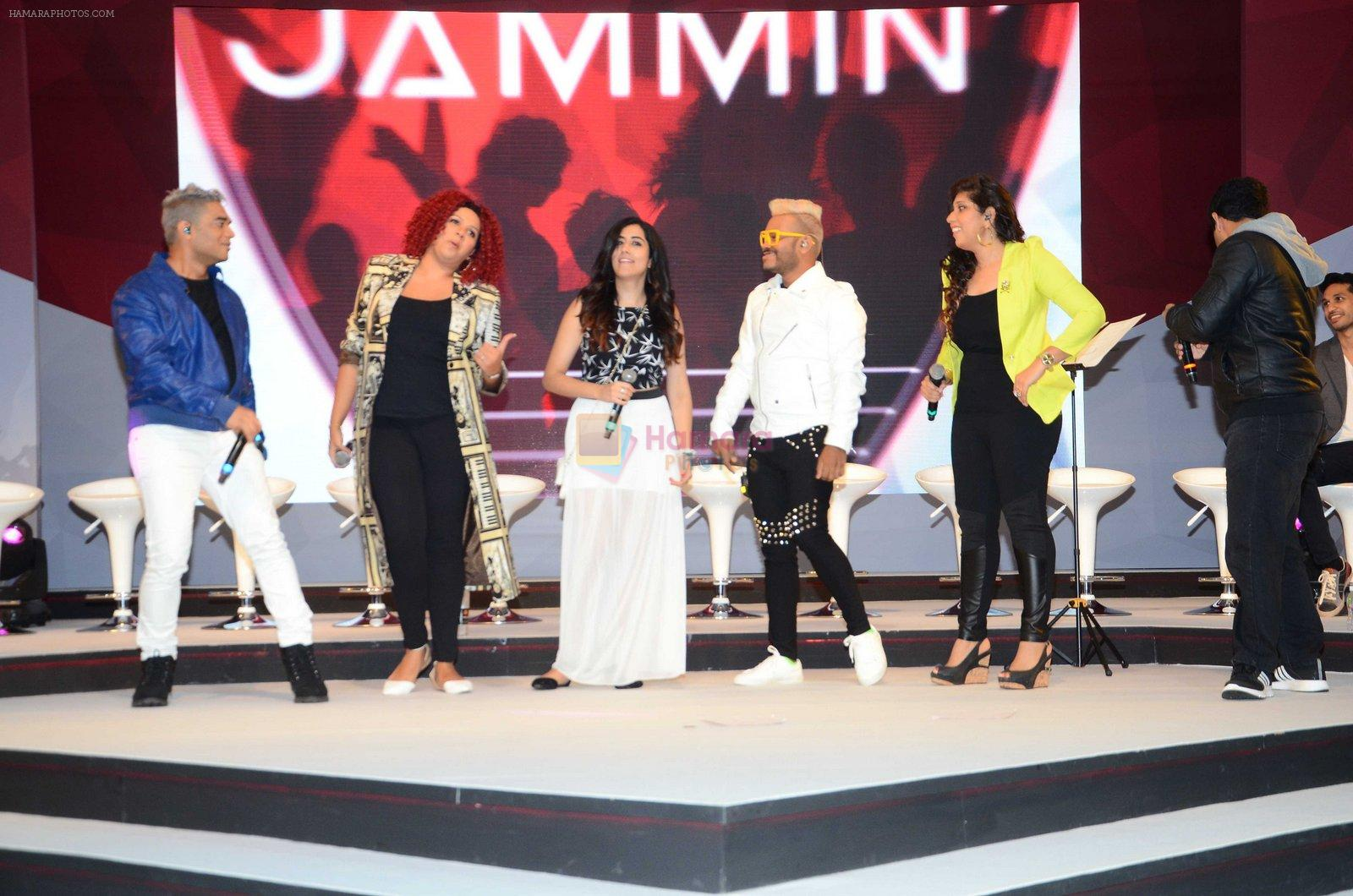 at the launch of Qyuki's Jammin on 10th Aug 2016