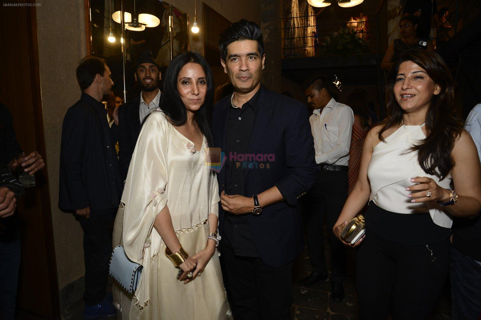 Manish Malhotra at the launch of Ensemble- India's first multi-designer store in Mumbai on 10th Aug 2016