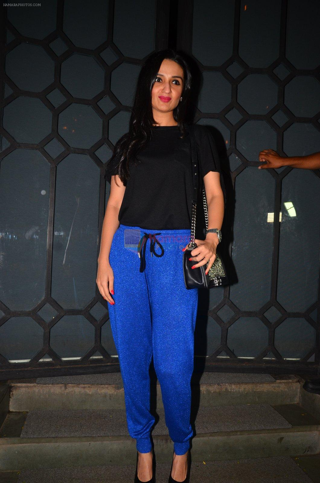 Anu Dewan snapped in Mumbai on 11th Aug 2016