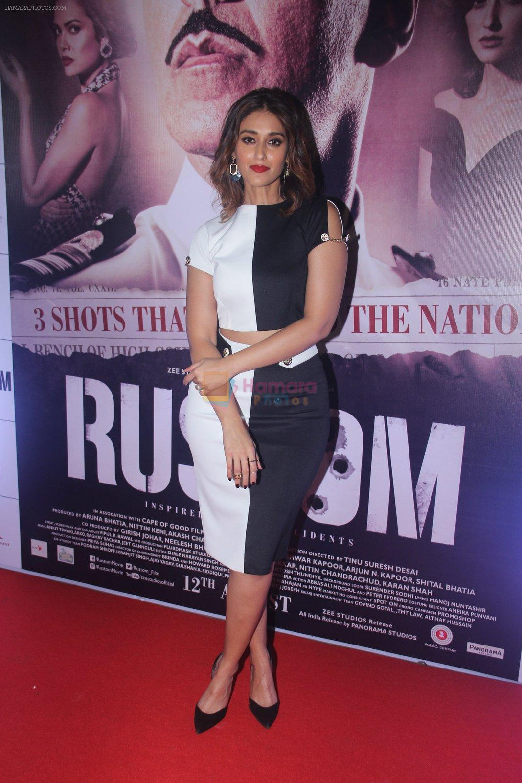 Ileana D_Cruz at Rustom screening in Sunny Super Sound on 11th Aug 2016