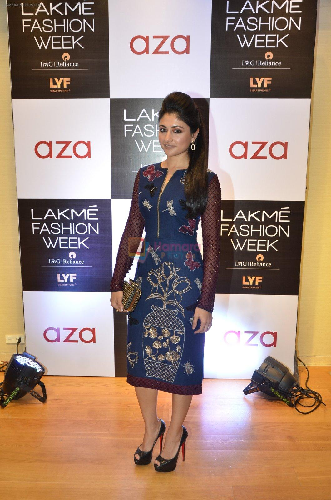 At Aza In Association With Lakme Fashion Week With Emerging Designers On 11th Aug 2016 Fashion Events Bollywood Photos