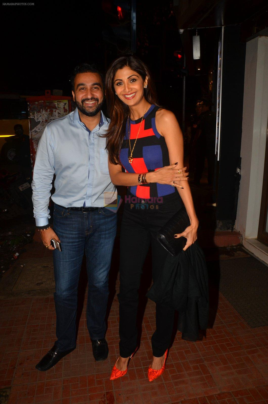 Shilpa Shetty snapped in Mumbai on 12th Aug 2016