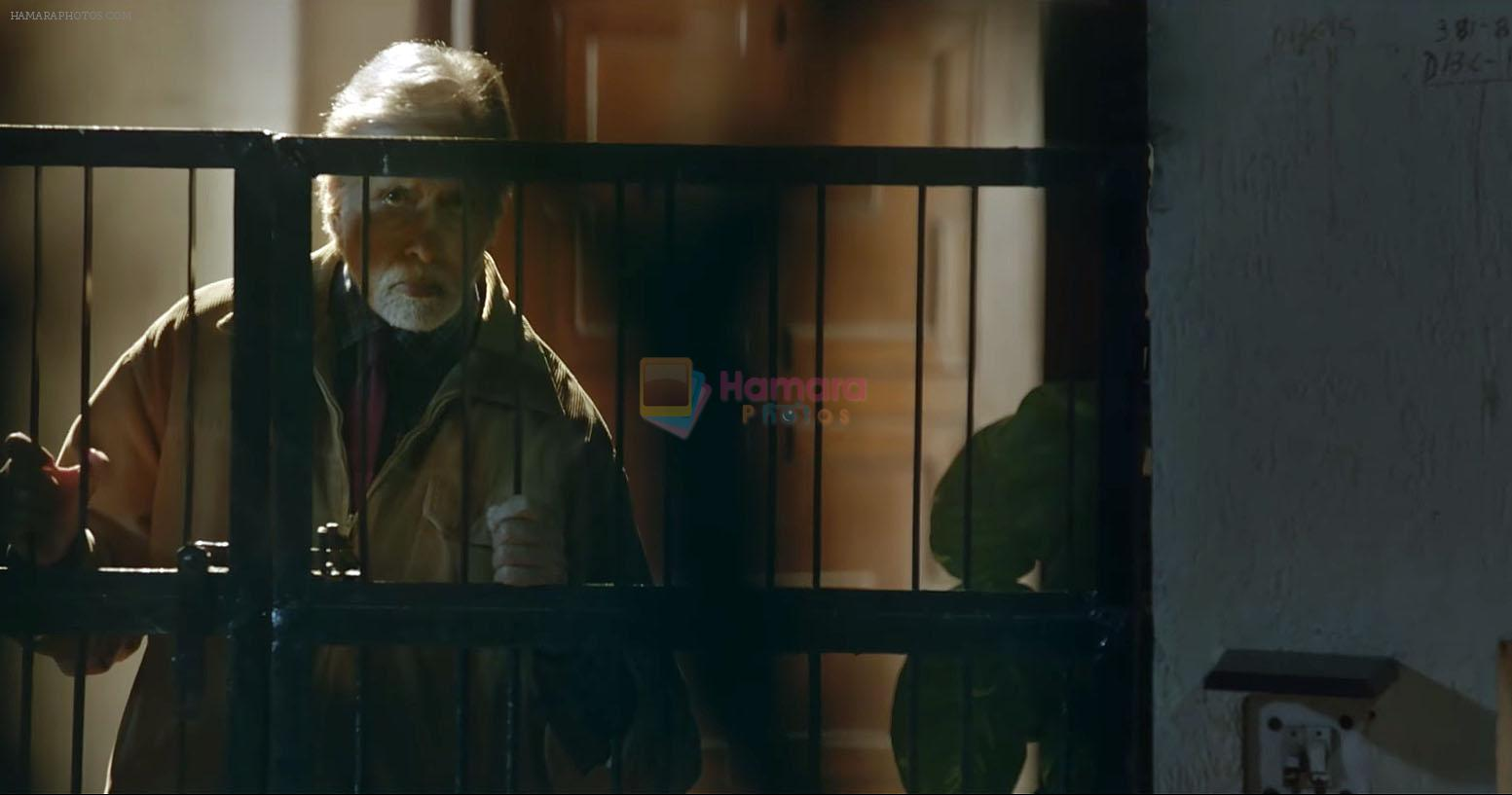 Amitabh Bachchan as Deepak in Pink Movie Still
