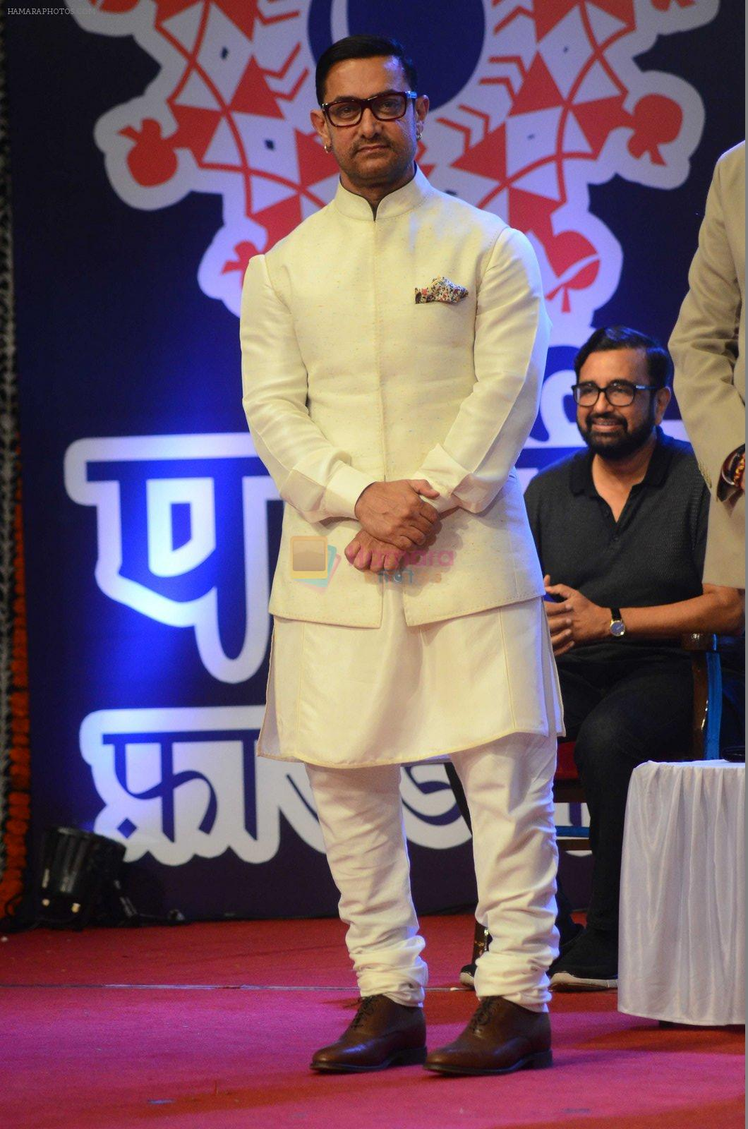 Aamir Khan at Satyamev Jayate Awards in Mumbai on 15th Aug 2016