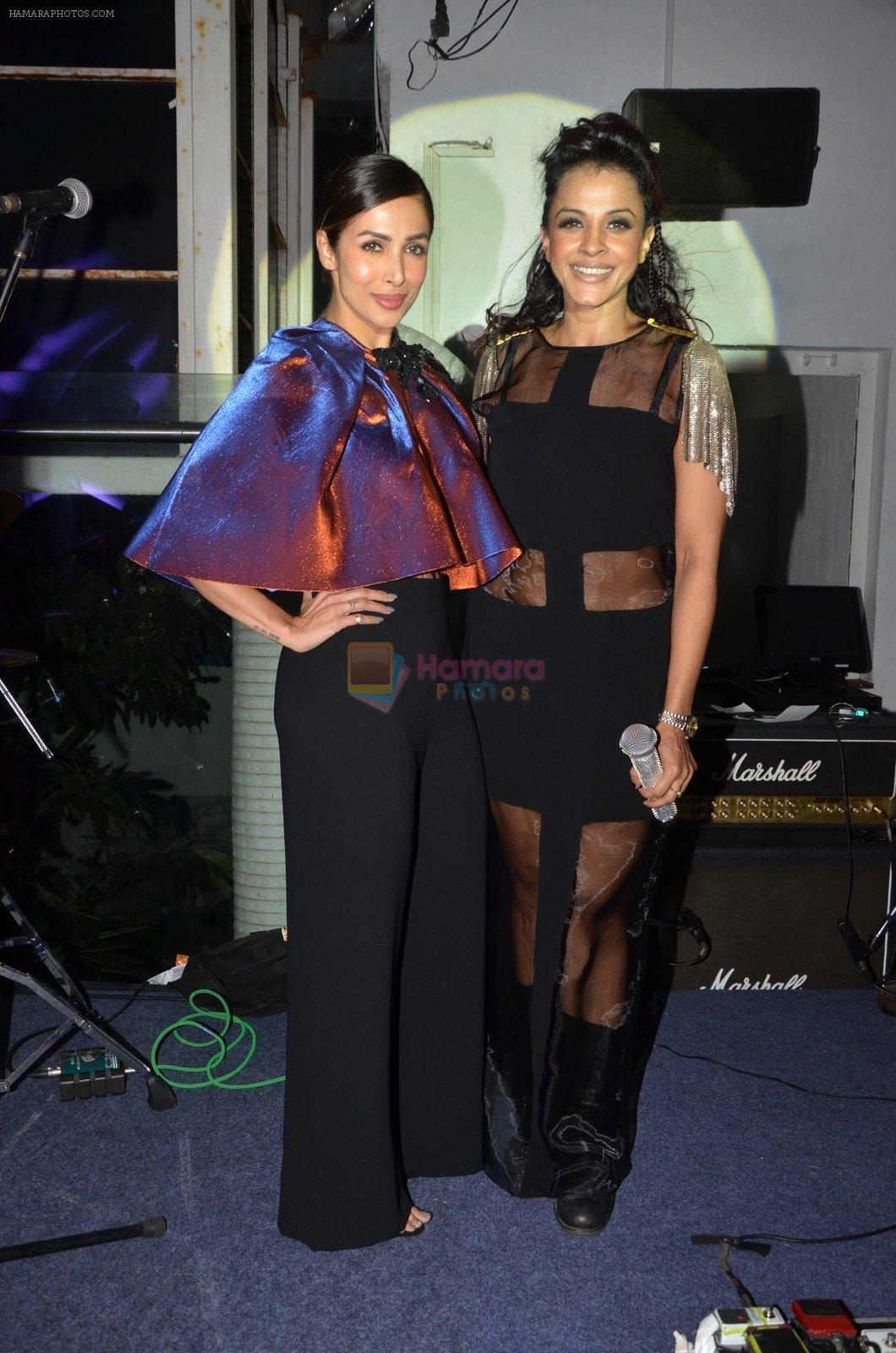 Malaika Arora Khan at Manasi Scott album launch in Mumbai on 16th Aug 2016