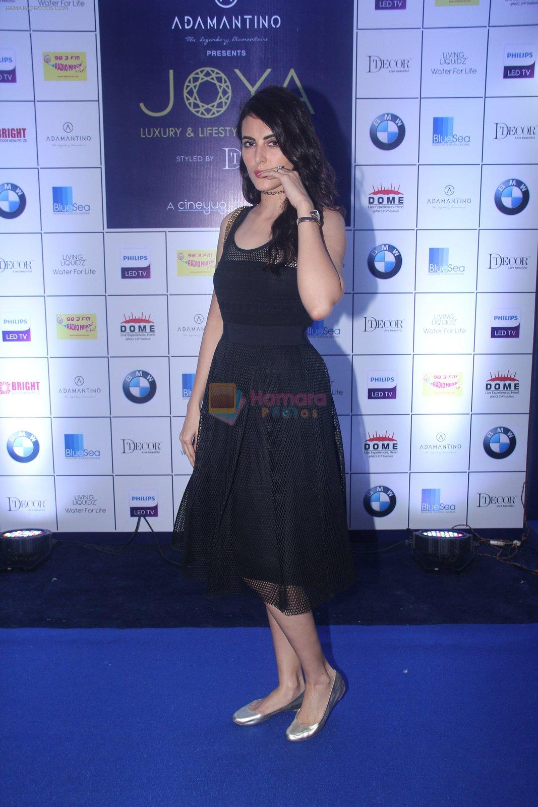 Mandana Karimi at Joya exhibition in Mumbai on 16th Aug 2016
