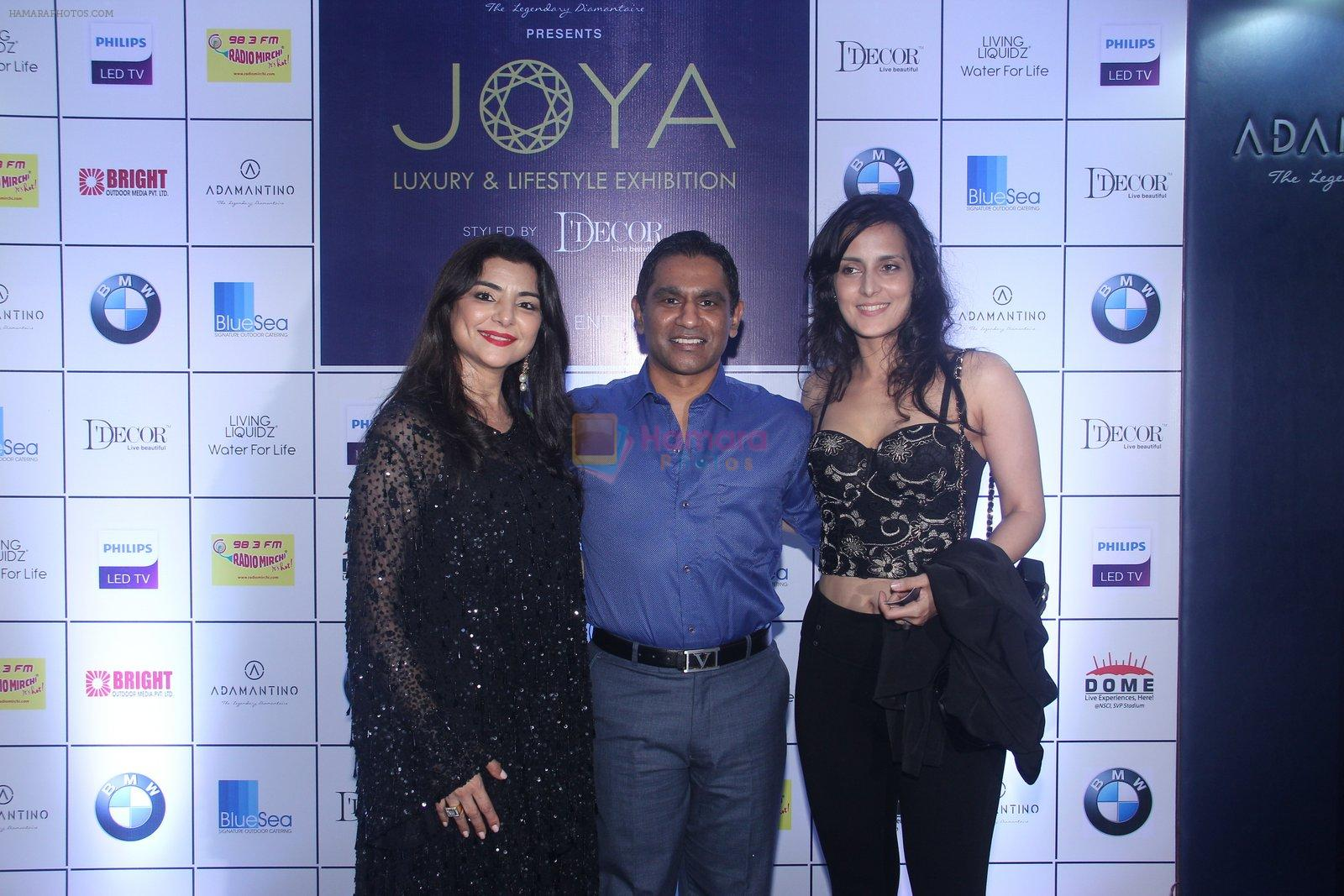 Tulip Joshi at Joya exhibition in Mumbai on 16th Aug 2016