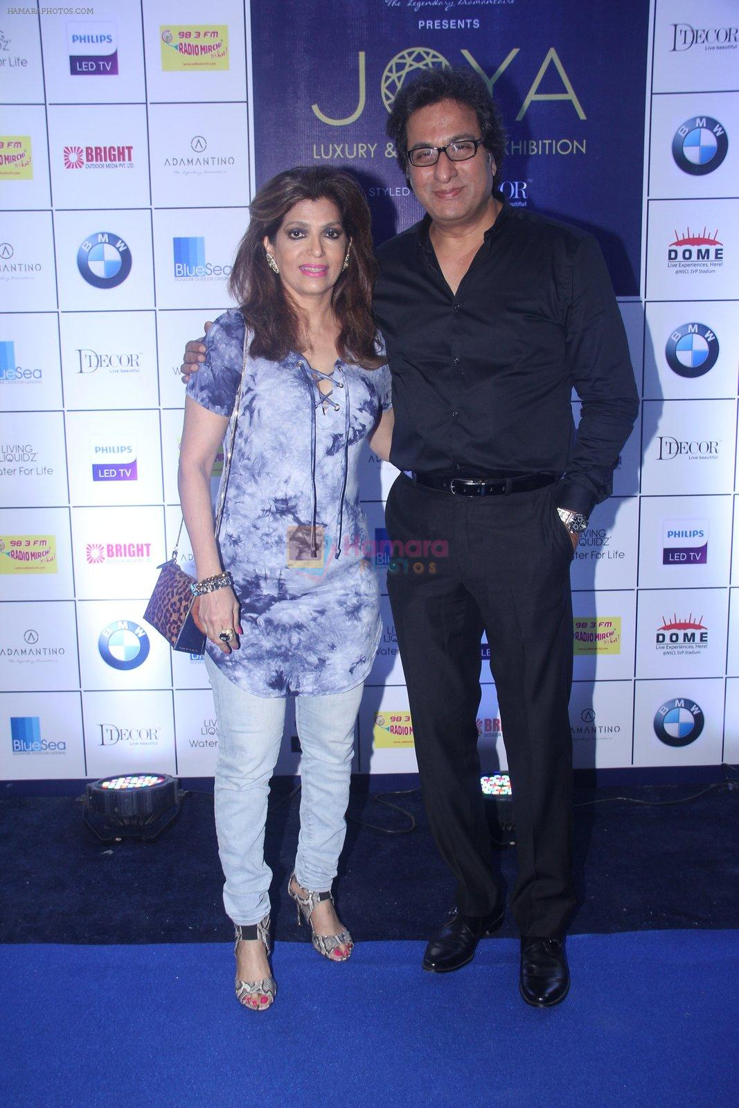 Talat Aziz at Joya exhibition in Mumbai on 16th Aug 2016