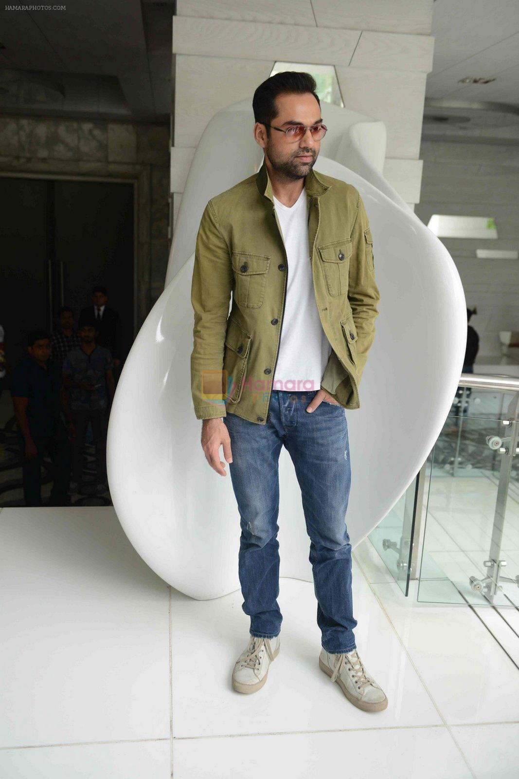 Abhay Deol at Happy Bhag Jayegi Press Conference in New Delhi on 17th Aug 2016
