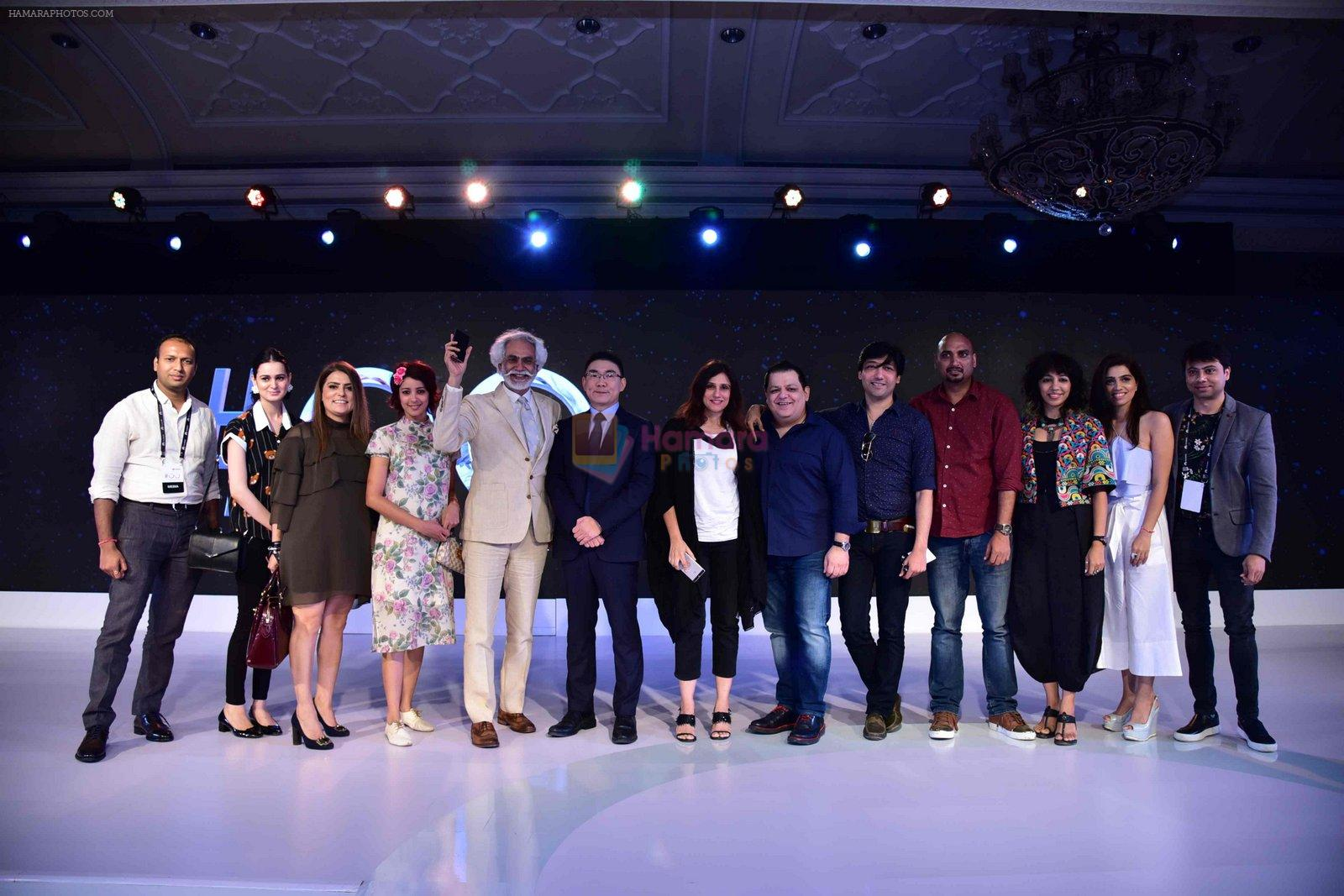 at FDCI event to announce new phone on 17th Aug 2016