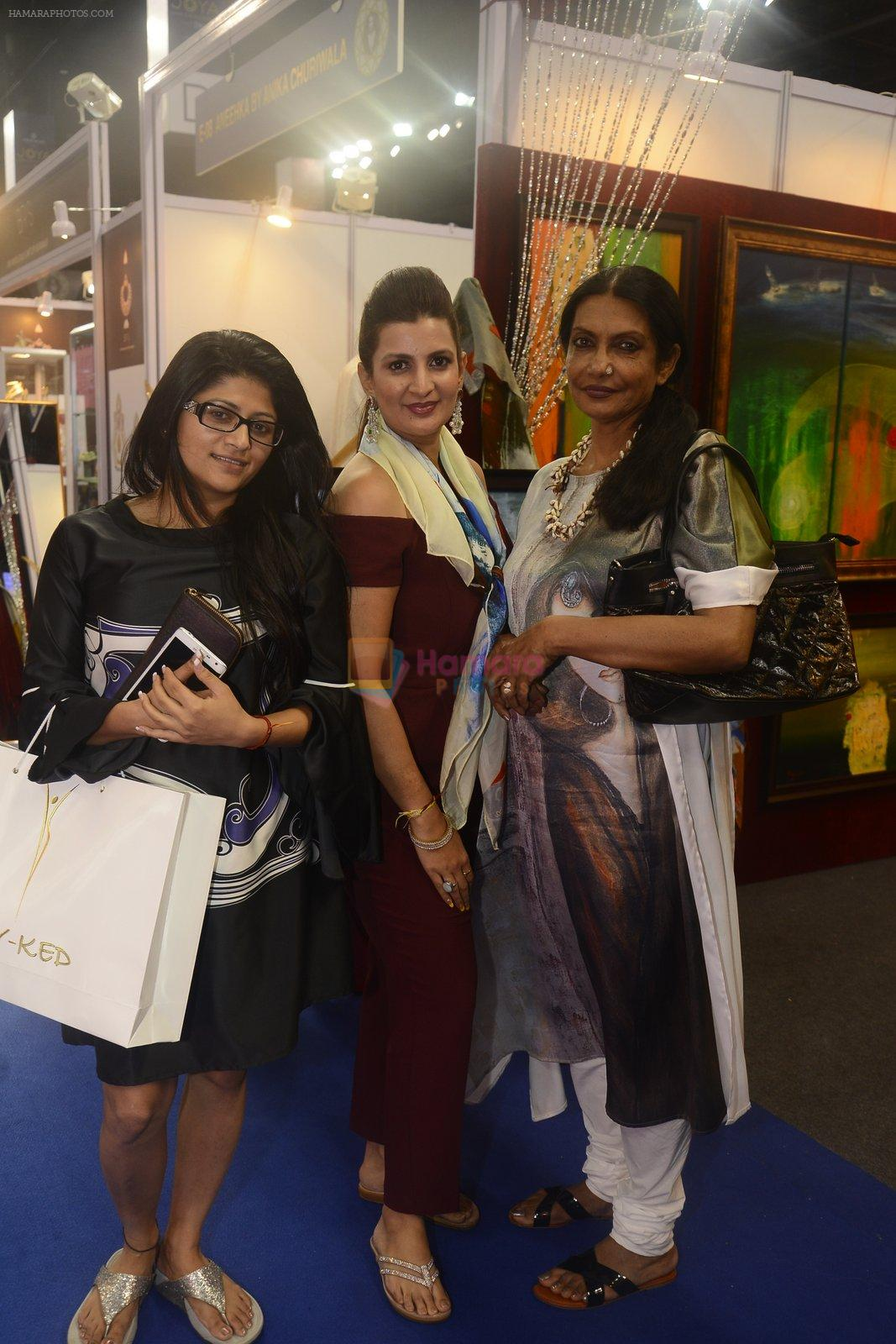 on day 2 of JOYA Exhibition on 17th Aug 2016