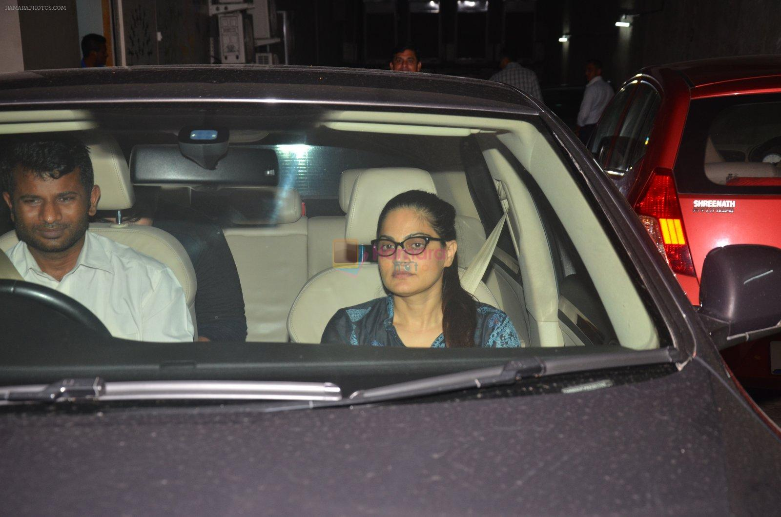 Alvira Khan snapped in Mumbai on 17th Aug 2016