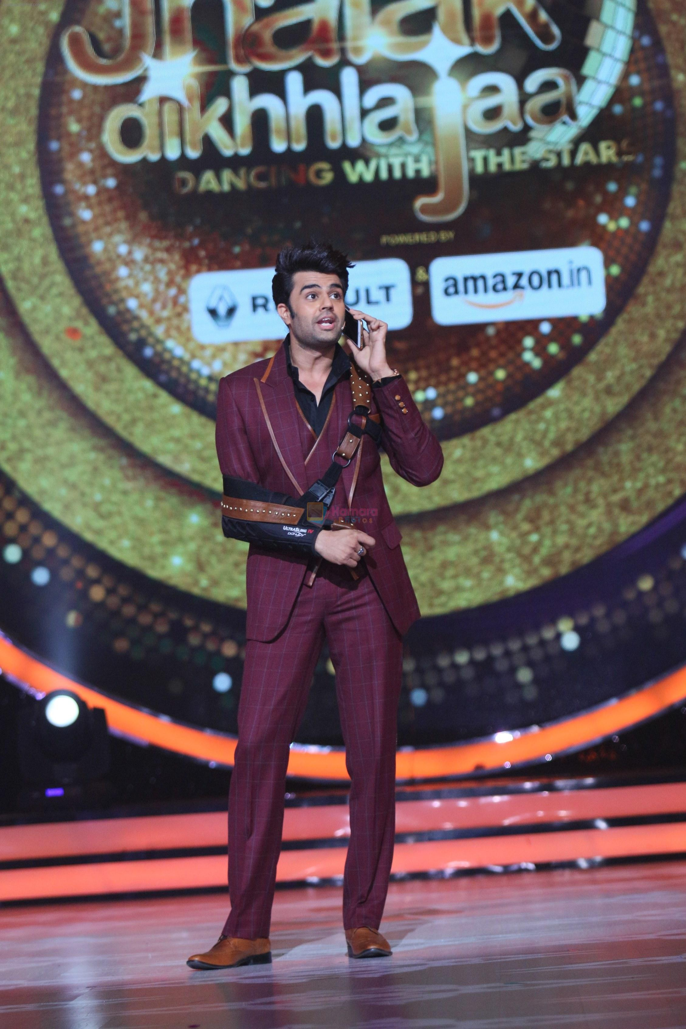 on the sets of Jhalak Dikhhla Jaa 9 on 17th Aug 2016