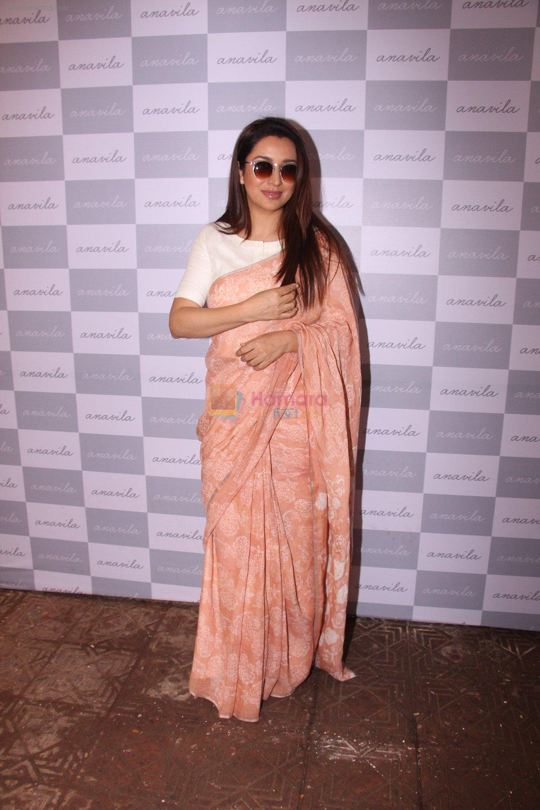 Tisca Chopra at new store Anavila launch on 19th Aug 2016