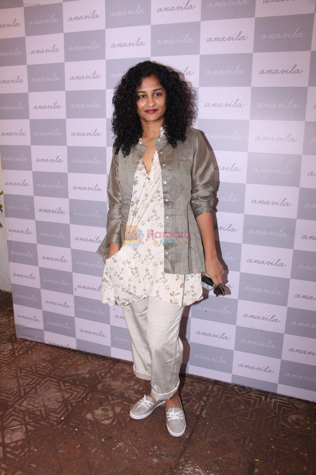 Gauri Shinde at new store Anavila launch on 19th Aug 2016