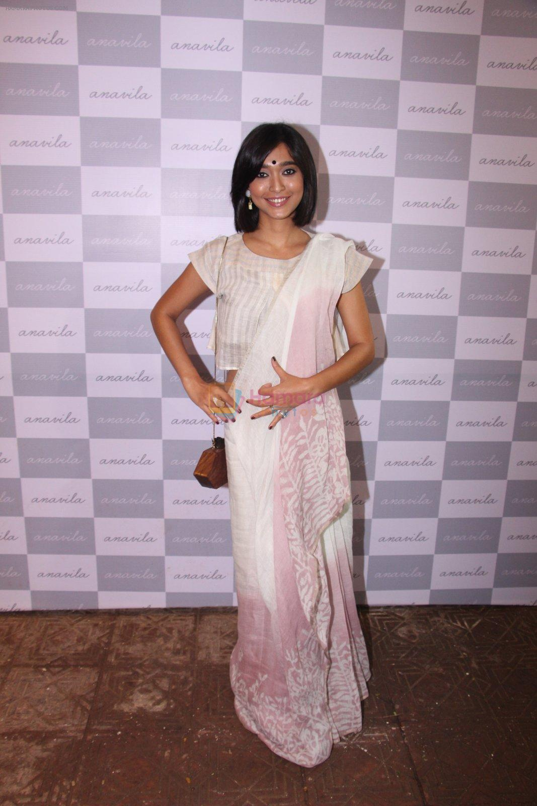 Sayani Gupta at new store Anavila launch on 19th Aug 2016
