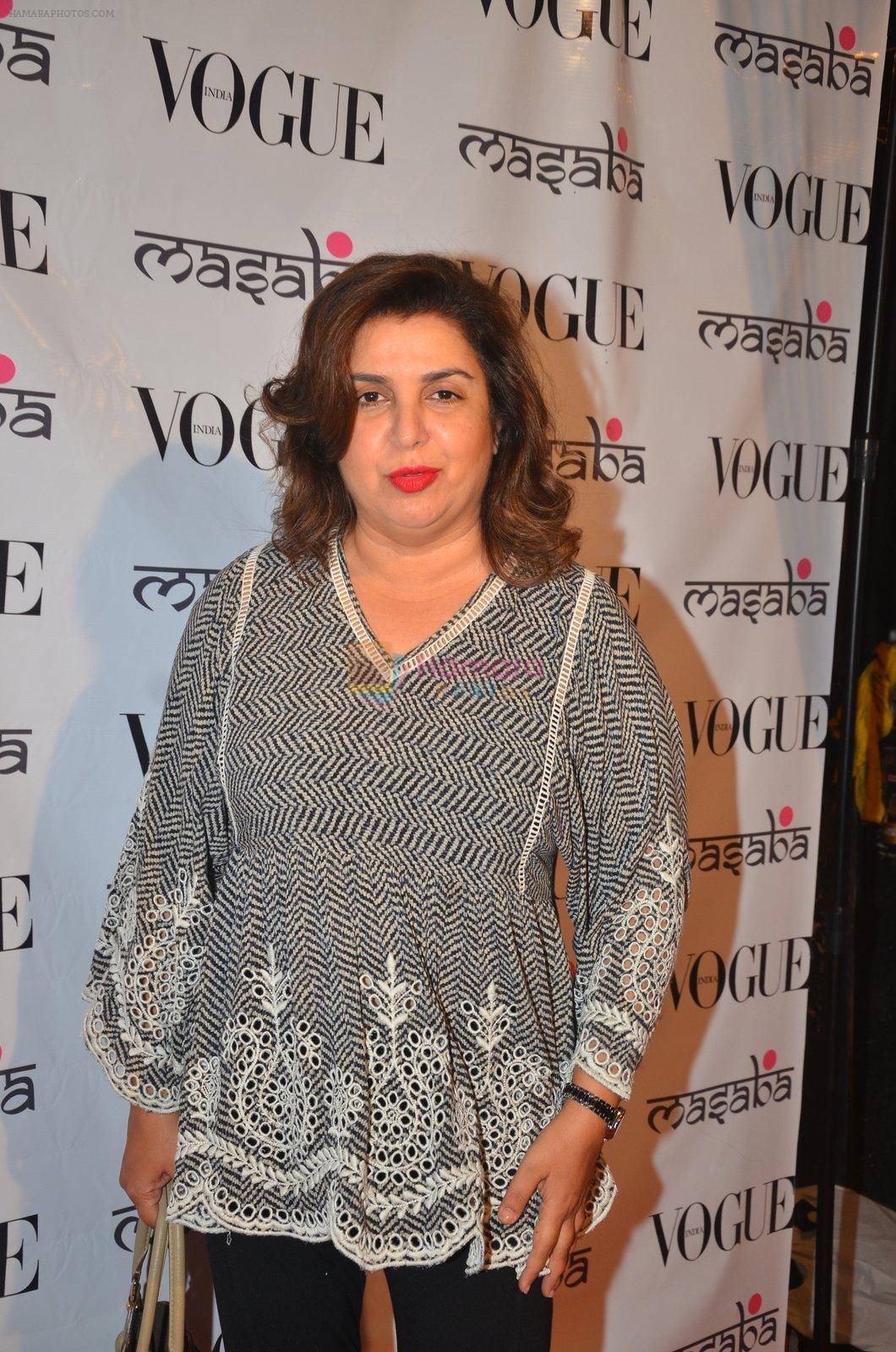 Farah Khan at Masaba's store in Mumbai on 20th Aug 2016