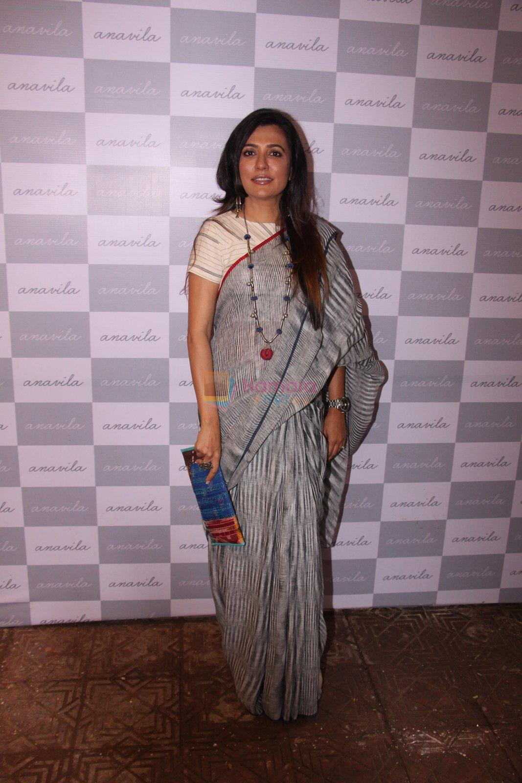 Mini Mathur at new store Anavila launch on 19th Aug 2016