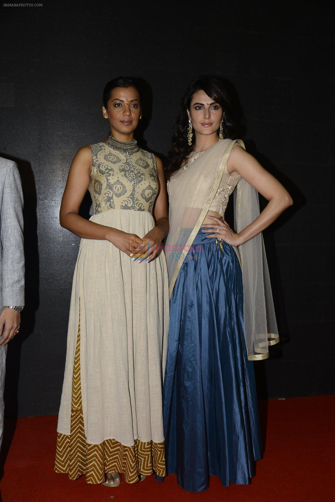 Mandana Karimi, Mugdha Godse at jewellery exhibition at nse goregaon on 19th Aug 2016