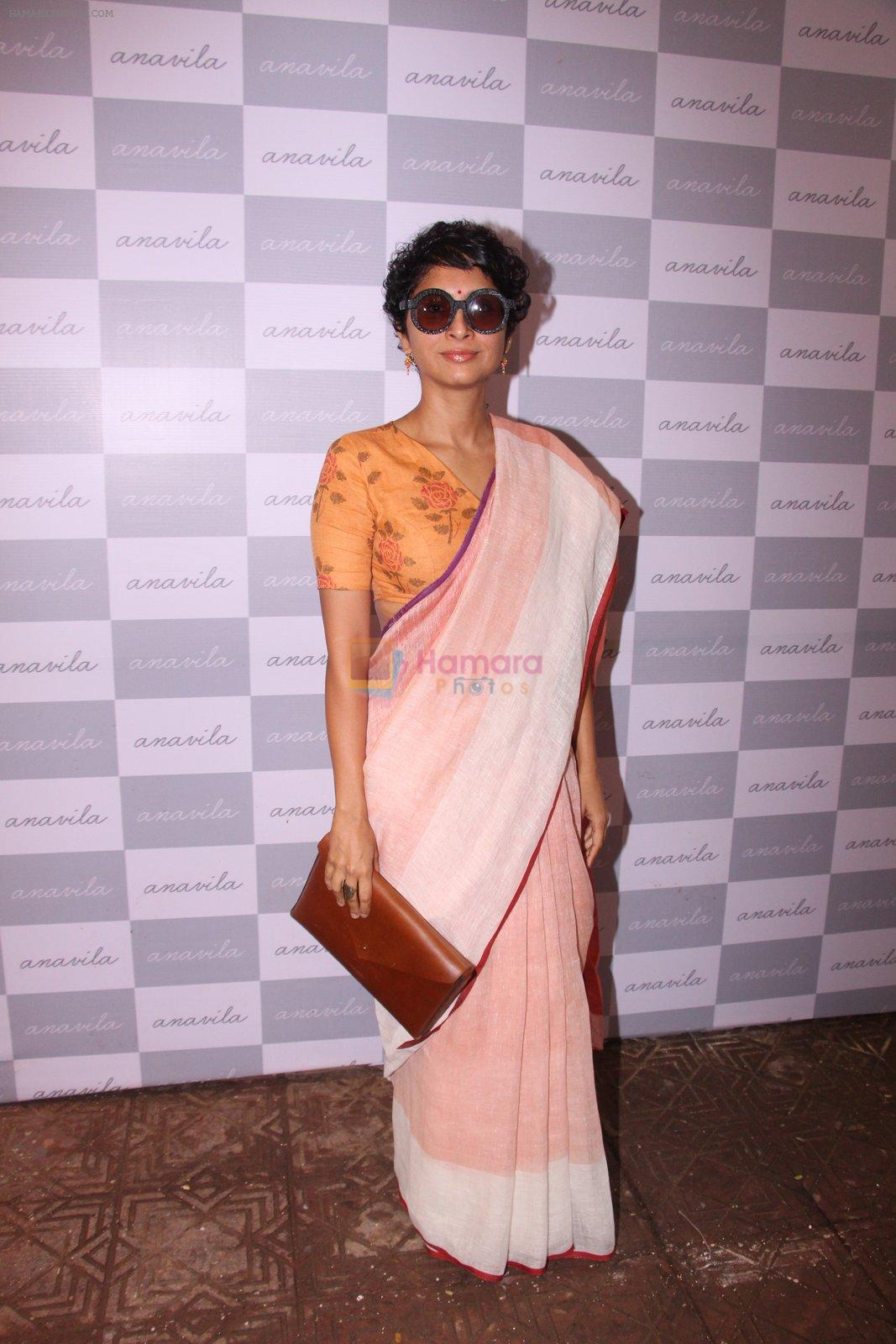 Kiran Rao at new store Anavila launch on 19th Aug 2016