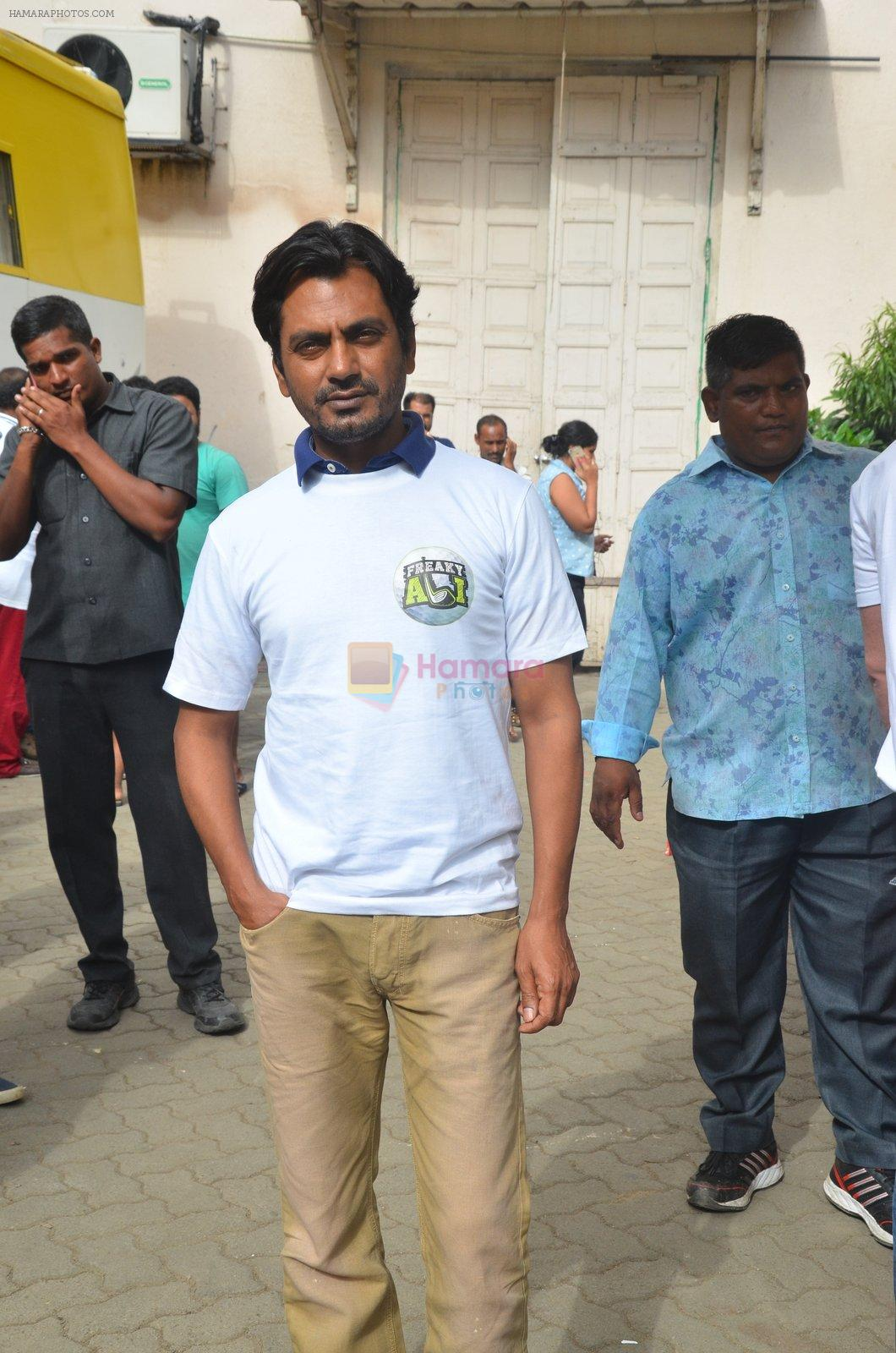 Nawazuddin Siddiqui snapped on 22nd Aug 2016